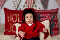Christmas Mini Sessions - The Chivers Family!