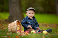 Fall Mini Sessions - Schneider Family
