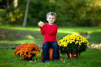 Fall Mini Sessions - Youngs Family