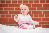 Nora's Winter Portraits!