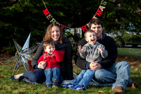 Christmas Mini Sessions - Sutton Family!
