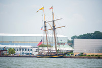 Tall Ships - Parade of Sail