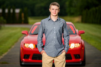 Mike's Senior Session!