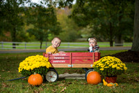 Fall Mini Sessions: The Hunter Family!
