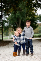 Fall Mini Sessions: The Santos Family!