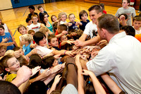 10.25.10 - Bayhawks Basketball Clinic