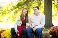 Fall Mini Sessions - The Hayes Family!