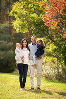 Fall Mini Sessions - Lincoln Family