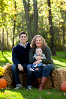 Fall Mini Sessions - Nicastro Family
